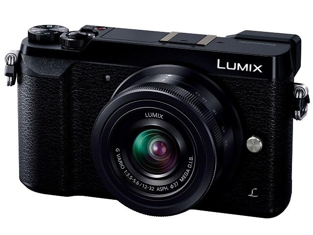 【在庫即納・送料無料!(沖縄、離島除く)】パナソニック デジタル一眼レフカメラ LUMIX DMC-GX7MK2K-K 標準ズームレンズキット [ブラック]【送料無料】【smtb-u】