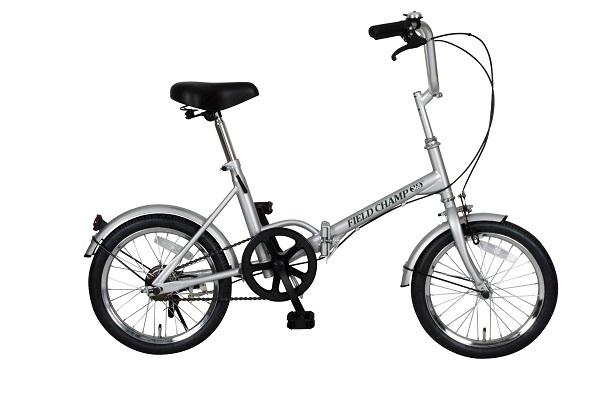 【正規代理店】ミムゴ No.72750 FIELD CHAMP365 FDB16  フィールドチャンプ FDB16 16インチ折畳自転車【送料無料!(北海道・沖縄・離島配送不可)】