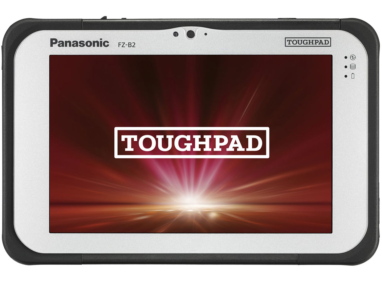【新品・在庫】Panasonic TOUGHPAD FZ-B2 Atom x5-Z8550/ 2GB/ eMMC32GB/ Android6.0/ 7型WXGA/ 電池7時間/ LTE対応 FZ-B2D500JAJ 【送料無料!(沖縄・離島は除く)】