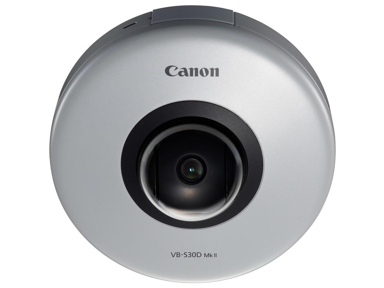 ★東証上場の安心企業★ ?Canon(キャノン)ネットワークカメラ VB-S30D Mk II 2545C001【送料無料!(沖縄、離島除く)】【kk9n0d18p】
