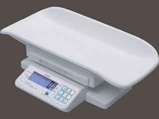 タニタ【TANITA】業務用デジタルベビースケール BD-715A USB端子付き(ホワイト)【送料無料】【検定付】