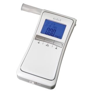 タニタ【TANITA】アルコール検知器 アルブロ FC-1000 (ホワイト) 【送料無料】