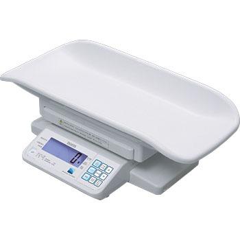 タニタ【TANITA】業務用デジタルベビースケール BD-715A RS端子付き(ホワイト)【送料無料】【検定付】