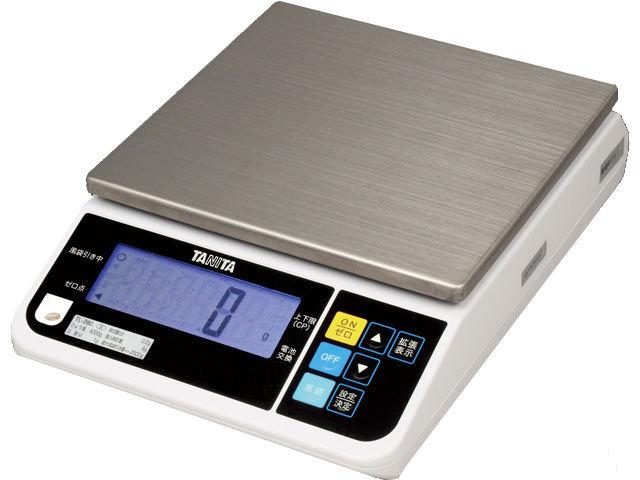 タニタ【TANITA】 デジタルスケール TL-280 片面表示 4 kg 8 kg 15 kg(ホワイト)【送料無料】