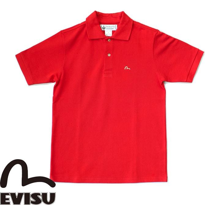 EVISU エヴィス ポロシャツ