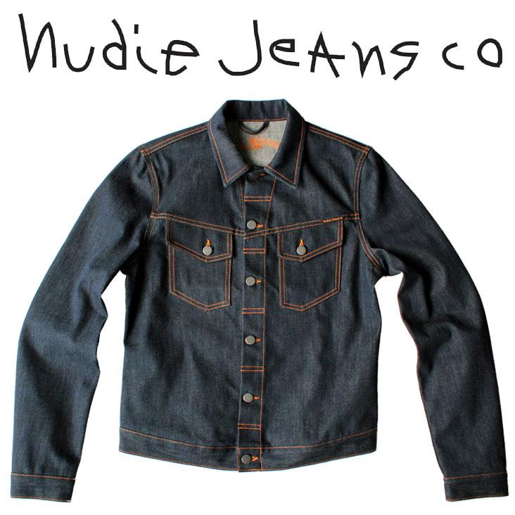 ヌーディージーンズ Nudie Jeans Gジャン デニムジャケット KENNY ケニー メンズ 男性
