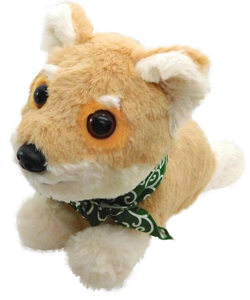 日本語音声認識 お話大好き元気いっぱい柴犬 おしゃべりワンちゃん
