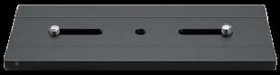 """アルカスイス クイックプレート ロングプレート 150mm(2点止め)(1/4""""Jネジ×2)『2~3営業日後の発送』[fs04gm][02P05Nov16]"""