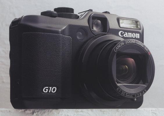 【楽天市場】Canon PowerShot G10 1500万画素デジカメ【RCP】[fs04gm ...