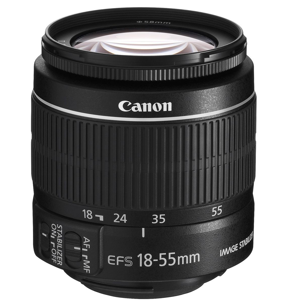 Canon EF-S18-55mm F3.5-5.6 IS II 『納期1ヶ月程度』シャッタースピード4段分手ブレ補正機構内蔵APS-Cサイズデジタル一眼用標準ズームレンズ[fs04gm][02P05Nov16]