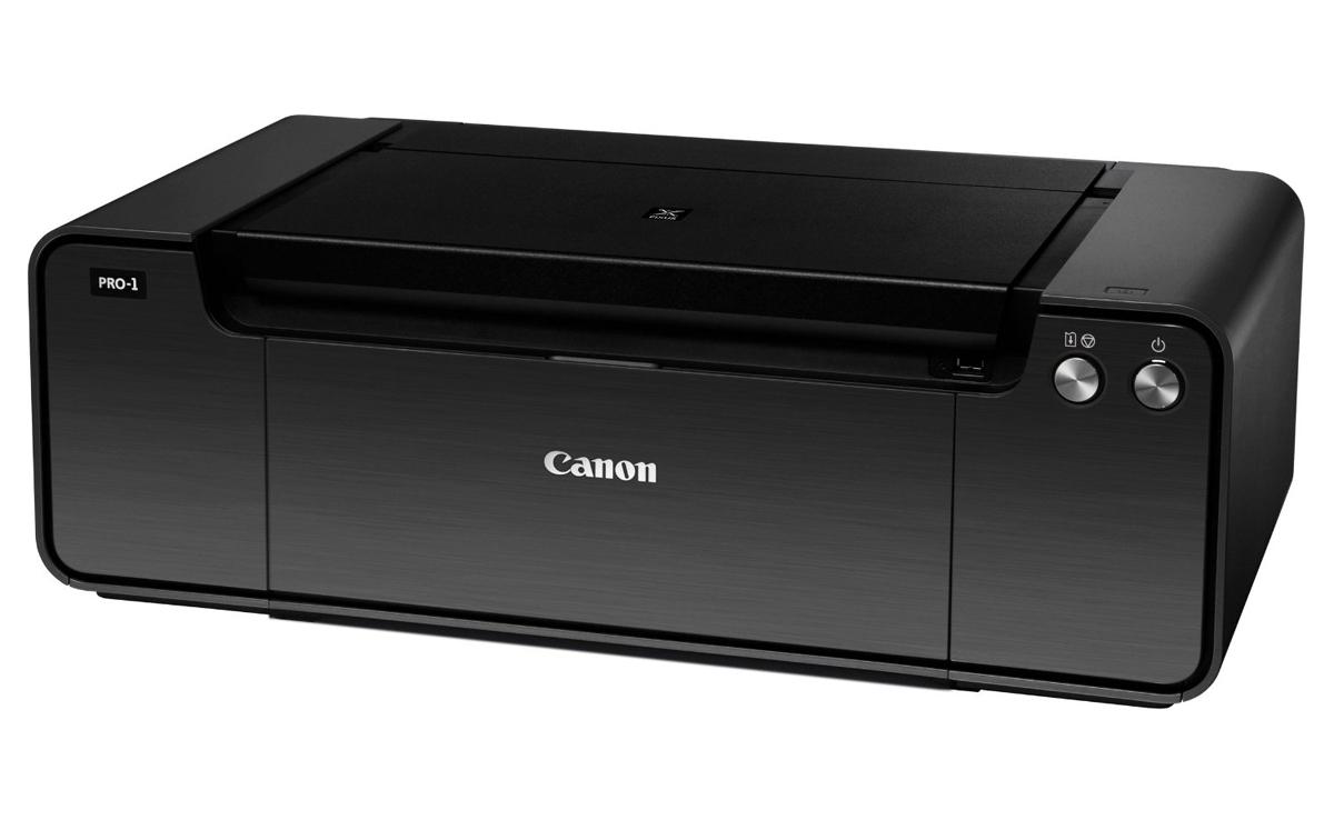 Canon PIXUS PRO-1 インクジェットプリンター『納期1~2週間程度』用紙サイズはL判からA3ノビ、半切まで使用可能[02P05Nov16]