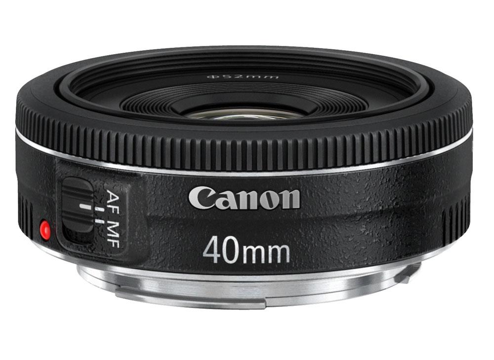 キヤノン EF40mm F2.8 STM 標準単焦点パンケーキレンズ『即納~3営業日後の発送』[02P05Nov16]【コンビニ受取対応商品】