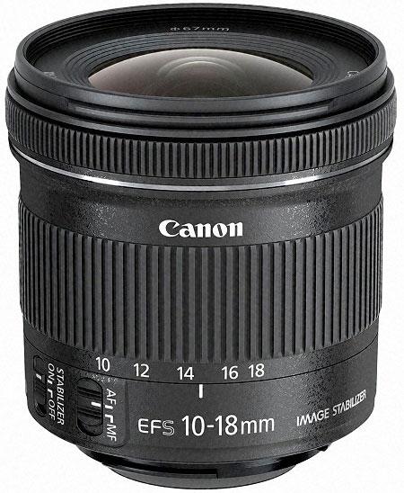 Canon EF-S10-18mmF4.5-5.6IS STM 『納期一週間程度』[換算画角16-29mm手ぶれ補正機構付き超広角ズームレンズ][02P05Nov16]