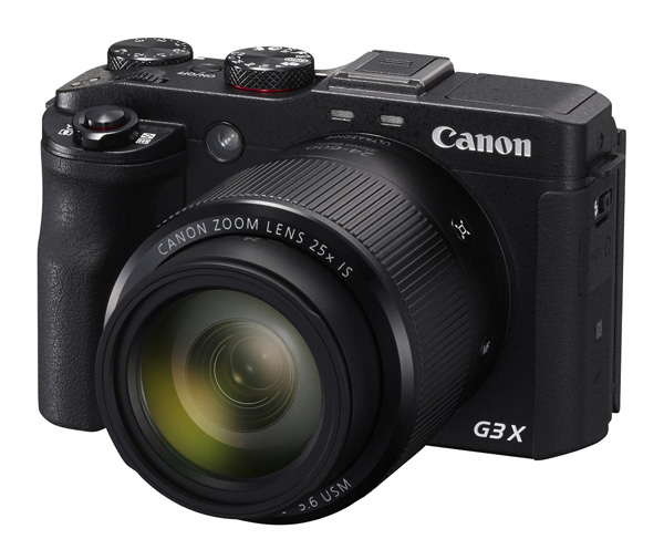 """Canon PowerShot G3 X """"1 to 3 business days after shipping] [high-magnification model G series! 600 mm high-magnification zoom compact cameras] [fs04gm], [02P04Jul15]"""