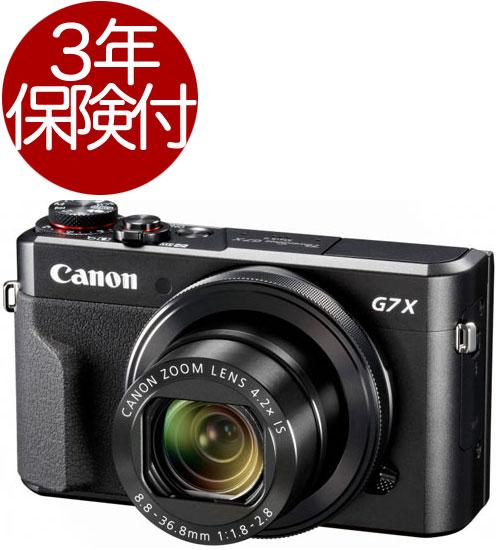 Canon PowerShot G7X MarkII『納期1ヶ月ほど』高性能プレミアムモデルデジタルカメラ!コンパクトボディに1.0型・約2010万画素の大型CMOSセンサー&大口径レンズを搭載したWi-Fi対応プレミアムデジタルカメラ【smtb-TK】[fs04gm][02P05Nov16]