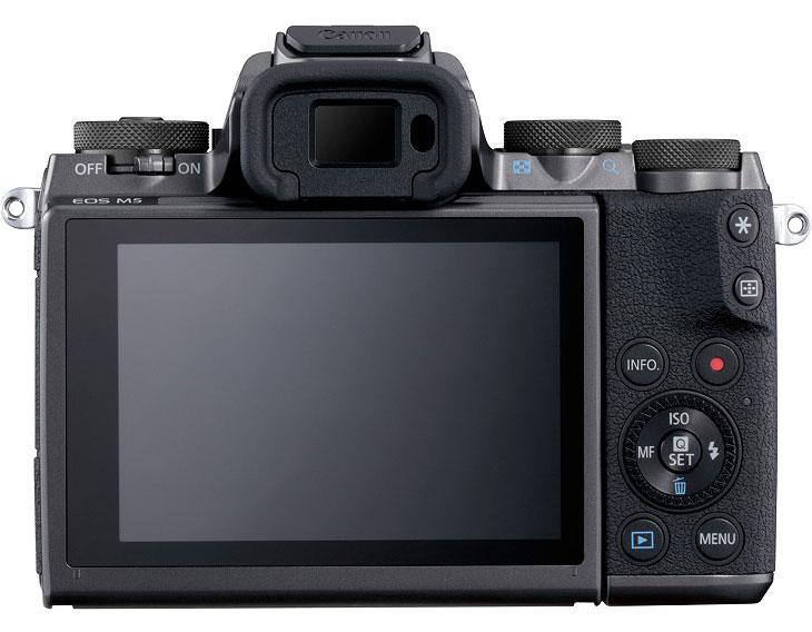 デジタル一眼レフ・ミラーレス一眼>キヤノンデジタル一眼カメラ>EOS M5 ミラーレス一眼