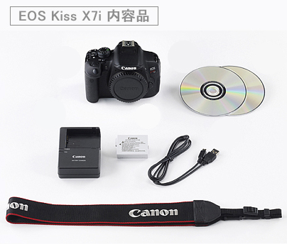 数码单反佳能 EOS 吻 X7i ← EOS 吻 X 5 单反身体升级