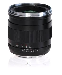 CarlZeiss DistagonT*F2/25mmZE『3~4営業日後の発送』EOSマウント明るいF2ディスタゴン25mm広角レンズ[fs04gm][02P05Nov16]