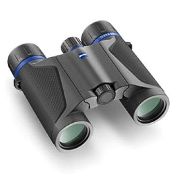 【スーパーセール中は当店限定!ポイント2倍!!】 [ハードケース付属] Carl Zeiss TERRA ED Pocket 8x25 ポケット双眼鏡/w.ハードケース [小型で視野が広い8倍双眼鏡][02P05Nov16]