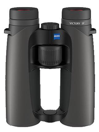 【スーパーセール中は当店限定!ポイント2倍!!】【送料無料】 Carl Zeiss Victory SF 8x42 black Smart Focus 8× 42 Binoculars『1~3営業日後の発送』スマートフォーカスコンセプトで正確に反応し視野が広い8倍双眼鏡[外装ラバー黒色]【smtb-TK】[fs04gm][02P05Nov16]