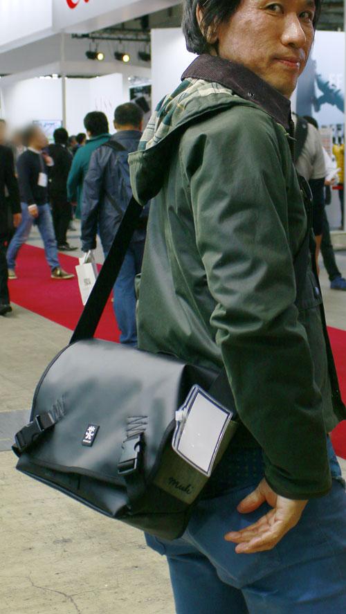 クランプラー Muli4500 Photo Sling Bag ショルダースリングカメラバッグ ブラック/カーキ4036957411695 [02P05Nov16]