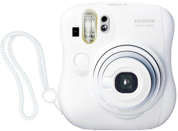 "Fuji Film インスタックス mini 25 チェキホワイト ""immediate delivery ~ 3 business days after shipping plans ' instax mini 25 Cheki"