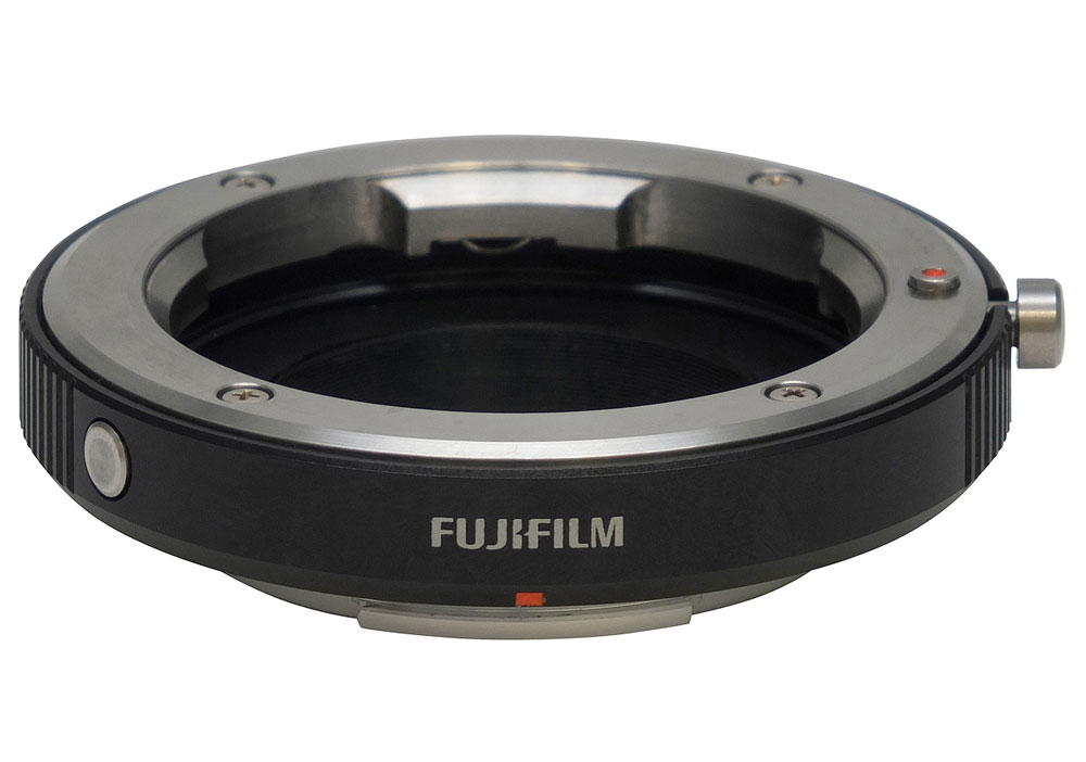 """FUJIFILM Fujifilm M mount adapter """"immediate delivery ~ 3 business days after shipment scheduled ' on Finepix x-Pro1 XF mount Leica M mount lens mount adapter fs3gm"""