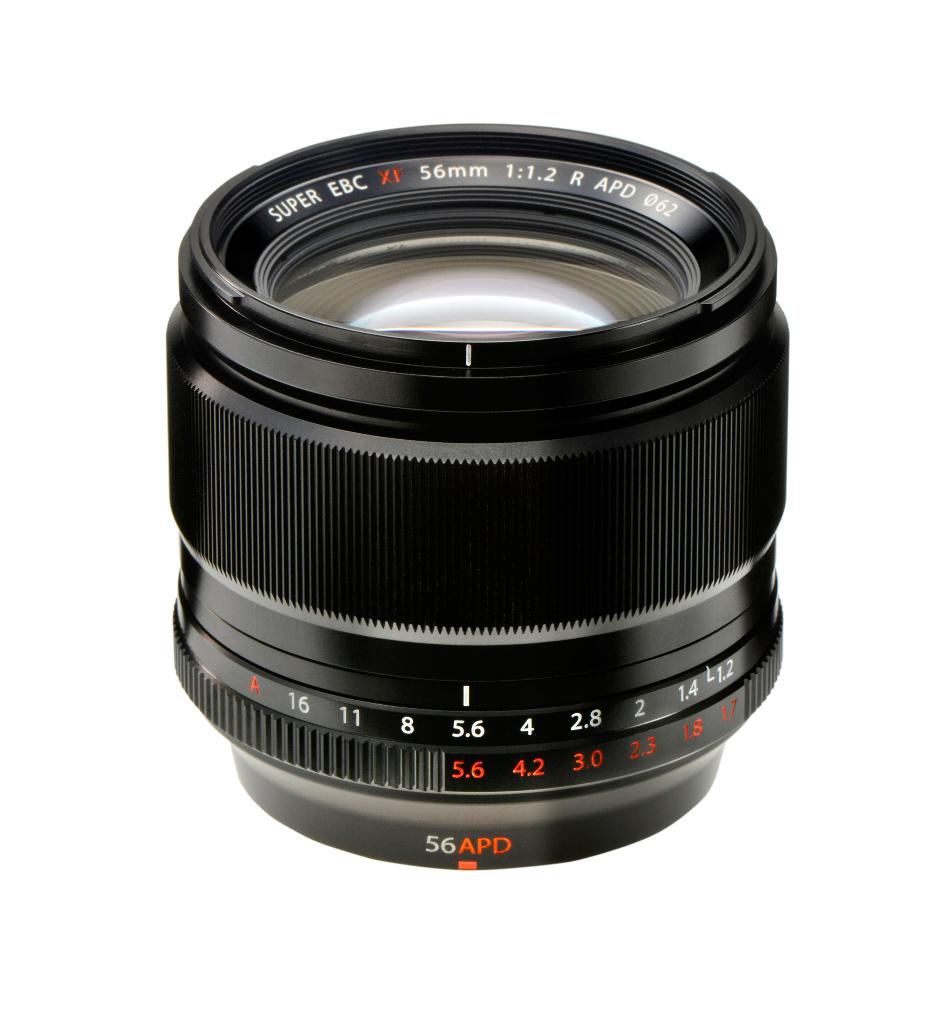 Fujifilm フジノンレンズ XF56mmF1.2 R APD搭載の単焦点中望遠レンズ[P19Jul15]