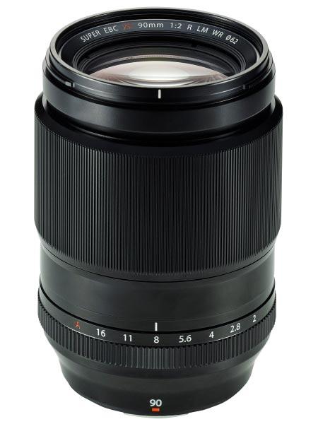 Fujifilm フジノンレンズ XF90mm F2R LM WR 防塵防滴単焦点中望遠レンズ [P19Jul15]