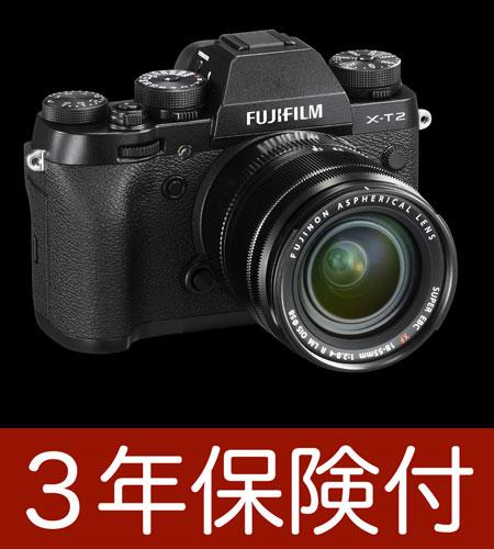 Fujifilm X-T2レンズキット プレミアム一眼X-T2/XF18-55mmF2.8-4 R LM OIS 富士フィルムミラーレス一眼レンズキット[02P05Nov16]【コンビニ受取対応商品】【smtb-TK】
