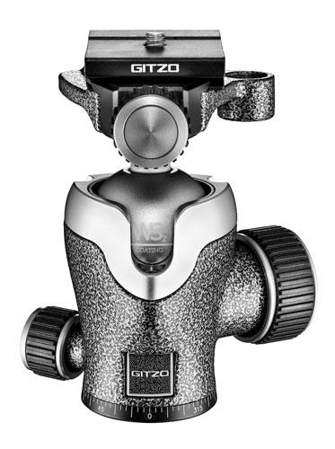 ジッツオ GH1382QD フリクションコントロール装備センターボール雲台1型QD『1~2営業日後の発送』[フリクションコントロール装備、スムーズな動きと精密なロックにこだわったジッツオの新しいセンターボール雲台]【smtb-TK】[02P05Nov16]