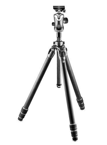 [耐荷重18kg]ジッツオ GK3532-82QD マウンテニア三脚3型3段 + センターボール雲台キット[02P05Nov16]