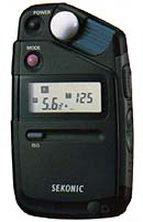 【入射光式 反射光式両用】セコニック フラッシュメイト L-308S 露出計&フラッシュメーター【即納】【あす楽対応】[fs04gm][02P05Nov16]