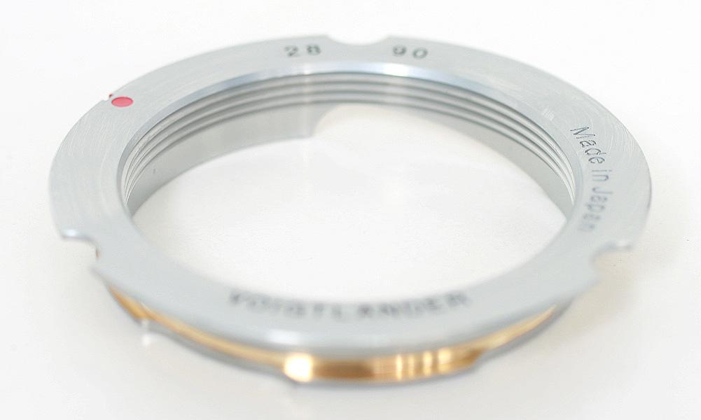 フォクトレンダー M bayonet adapter ring II[fs04gm][02P05Nov16]