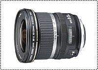 Canon EF-S 10-22mm F3.5-4.5USM 『1~2営業日後の発送』 超広角35mmフィルム換算画角16-35mm[fs04gm][02P05Nov16]