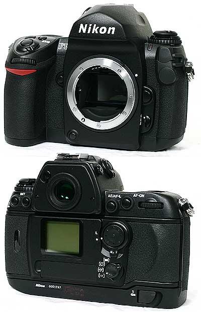【俊敏性を追い求めたフィルム一眼レフカメラ】Nikon F6 Body『1~3営業日後の発送』[fs04gm][02P05Nov16]