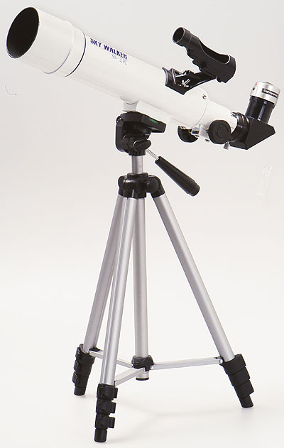 Kenko 스카이 워커 SW-IIPC 『 현재 ~ 3 영업일 후 배송 』 고독 하 게 구부리고는 대신, 모두가 훈련 『 달 』을 즐길 천체 망원경 [fs04gm] [02P28Sep16]