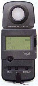 ケンコー カラーメーターKCM-3100[fs04gm][02P05Nov16]
