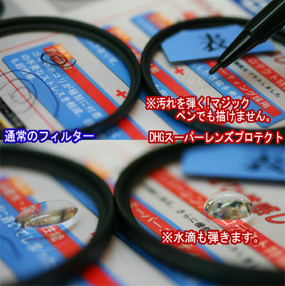 "Marumi DHG 58 mm スーパーレンズプロテクト ""immediate delivery ~ 3 business days after shipping plan ' fs3gm"