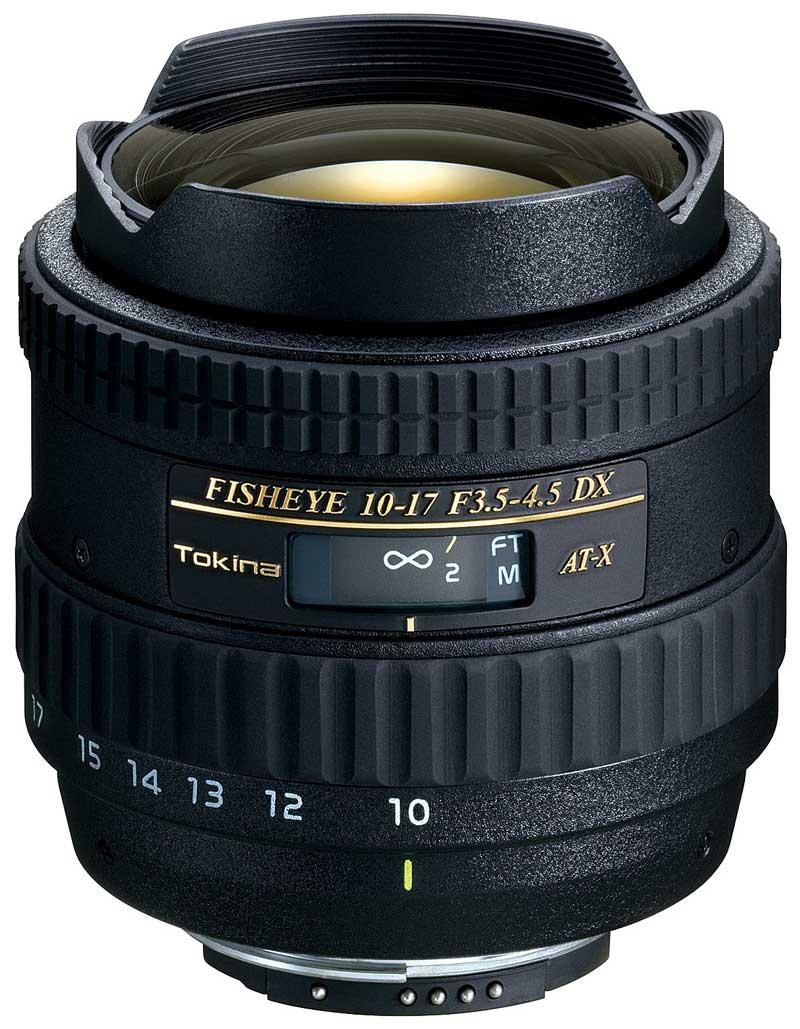 トキナ AT-X107 DX FishEye10-17mmF3.5-4.5 APS-Cデジタル一眼レフ専用ズーム魚眼フィッシュアイレンズ[02P05Nov16]