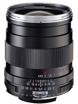 """""""Immediate delivery is possible"""" CarlZeiss DistagonT*F2/35mmZF; [fs3gm]"""