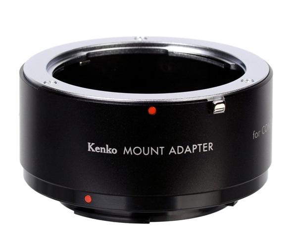ケンコー マウントアダプター C/Y-EOS M用『2~3営業日後の発送』[CONTAX/YASHICAレンズをキヤノンイオスMカメラで使える][fs04gm][02P05Nov16]