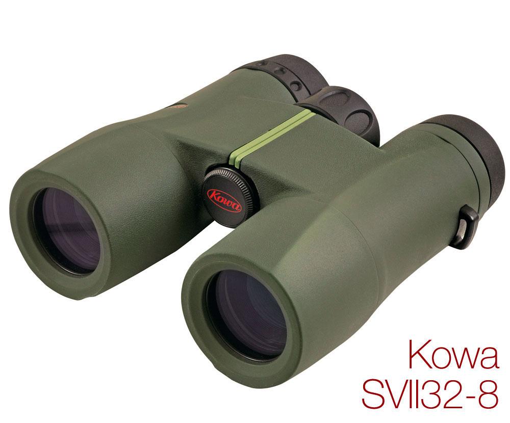 コーワ SVシリーズ SVII32-8 8×32ダハプリズム防水双眼鏡[02P05Nov16]