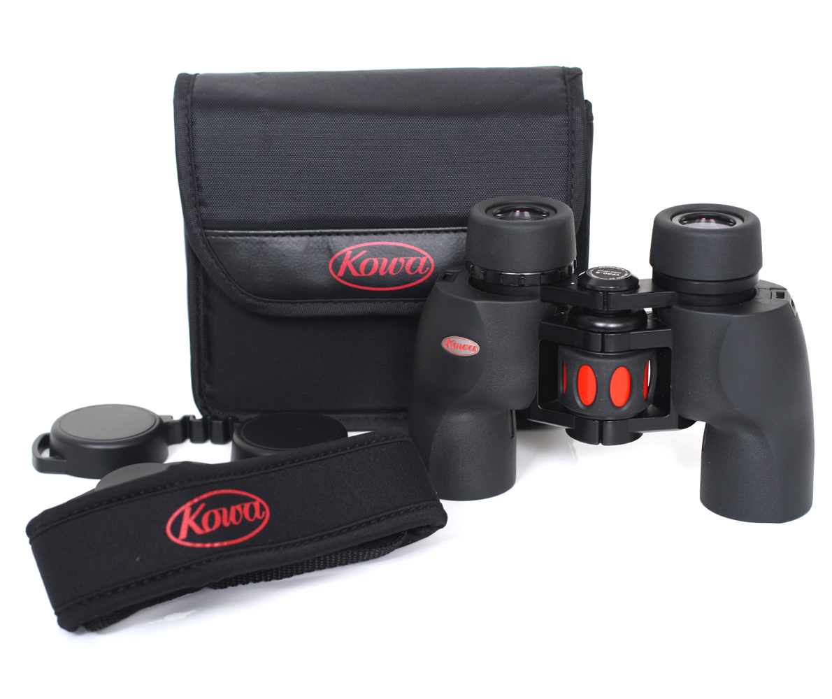 "KOWA YF series YF30-8 8 x 30 Porro Prism Binoculars ""instant delivery ~ 3 business days after shipment will ' wide angle high performance primer machine fs3gm"