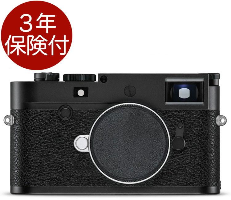 [3年保険付]Leica M10-P ブラッククロームボディー #20021 [02P05Nov16]