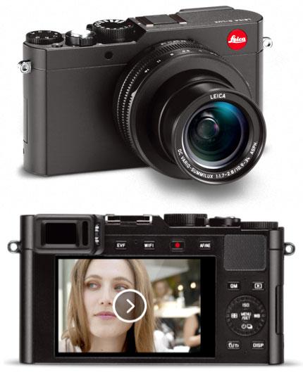 [3年保険付] Leica D-LUX (Typ109)18471『3~4営業日後の発送』撮影を楽しむライカの大人のデジカメ[fs04gm][02P05Nov16]