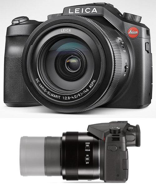 Leica V-LUX (Typ114) ネオ一眼デジタルカメラ #18194『3~4営業日後の発送』1.0型センサーに25~400mm相当の16倍ズームレンズを搭載した4K動画&静止画デジタルカメラ 4548182181941[fs04gm][02P05Nov16]