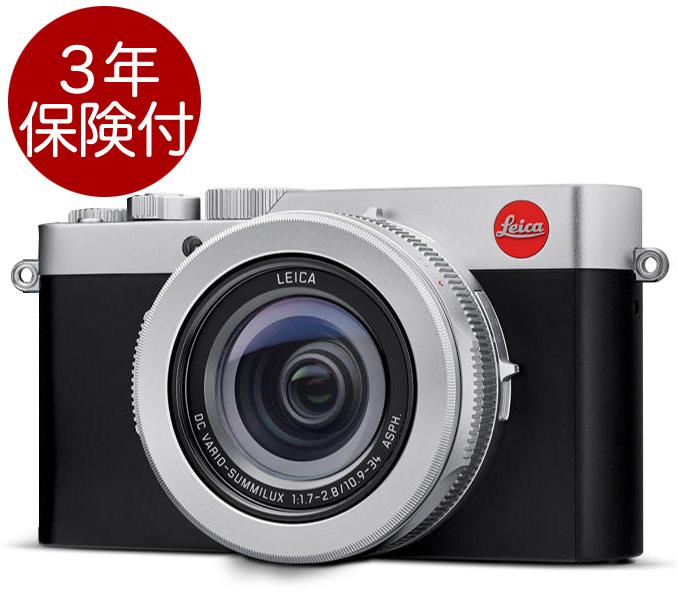 [3年保険付] Leica D-LUX7 3倍VARIO-SUMMILUX ズームレンズ搭載コンパクトデジカメ #19116 [02P05Nov16]
