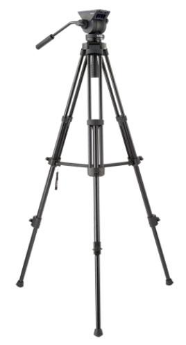 [耐加重4kg]Libec TH-X オイルフリュードビデオカメラ用三脚『3~4営業日後の発送』[3kgまでの機材をのせられる油圧雲台付三脚。]【smtb-TK】[fs04gm][02P05Nov16]