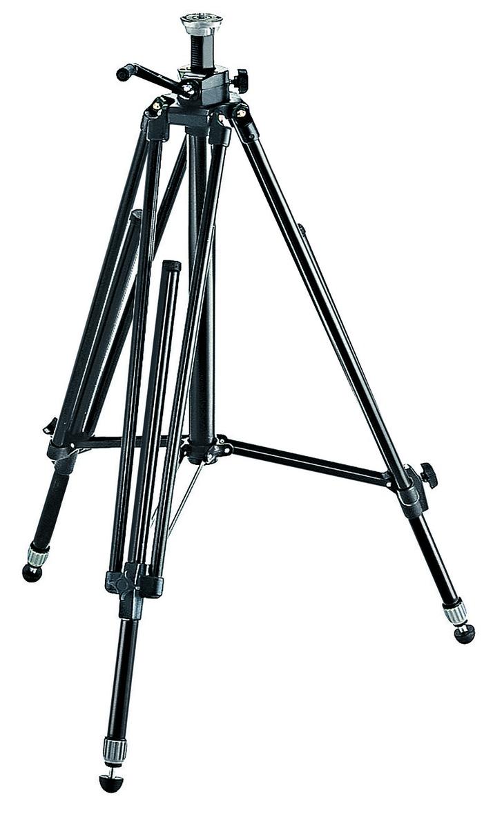 [決算特価][耐加重12kg] Manfrotto トライマン三脚 #028B 堅牢で信頼性の高いスタジオ三脚。各脚を2点でショルダー部に結合しより高い安定性を確保。中判までのカメラに最適【smtb-TK】[fs04gm][02P05Nov16]